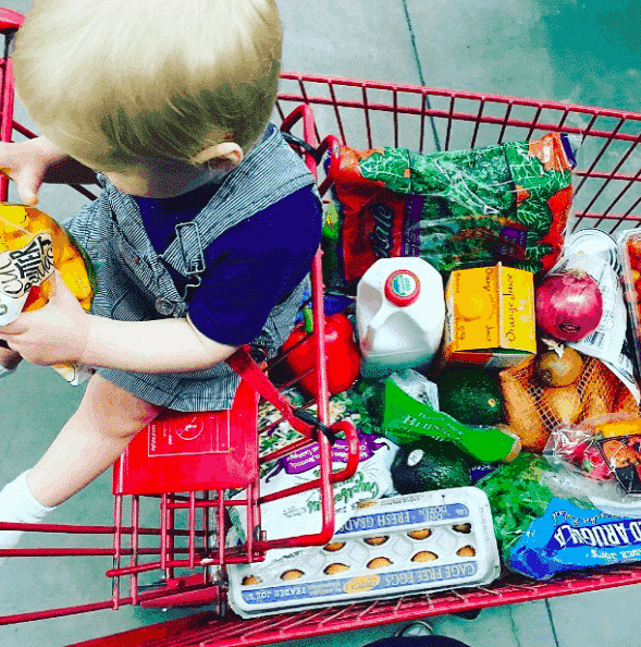 Grocery Shopping Part 1