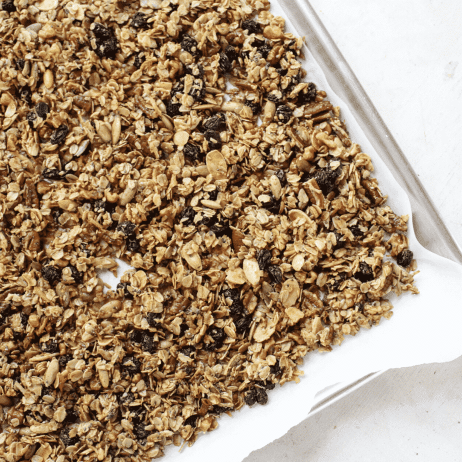 Delicious and Easy Spiced Granola