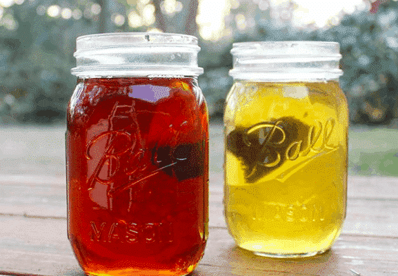 Make at Home Iced Tea (super easy, and affordable!)