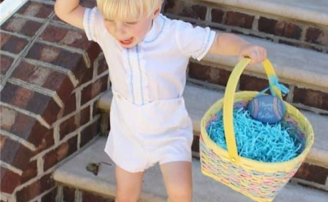 Kids' Easter Basket Ideas (you won't want to toss the next day!)