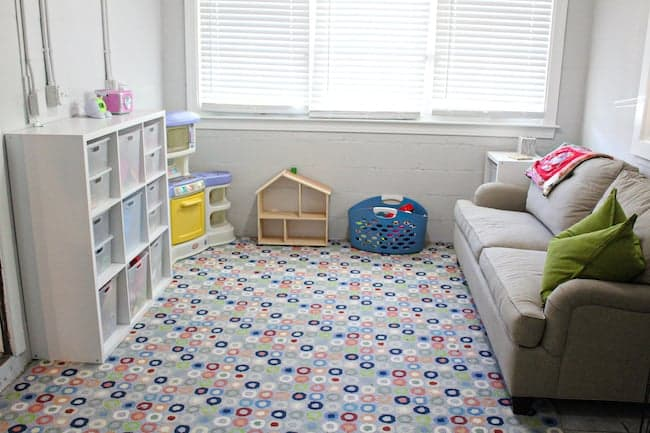 Our Playroom (with tips and links!)